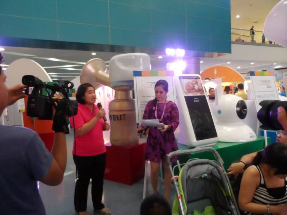 AVENT MALL CARAVAN AT SM NORTH EDSA