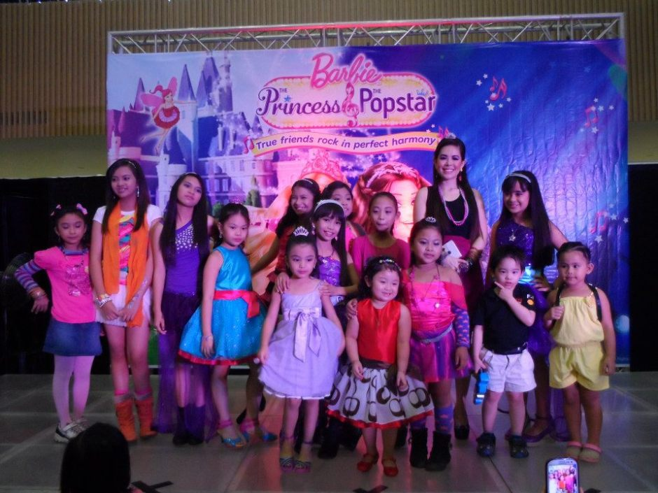 BARBIE EVENT - MARYLAINE VIERNES