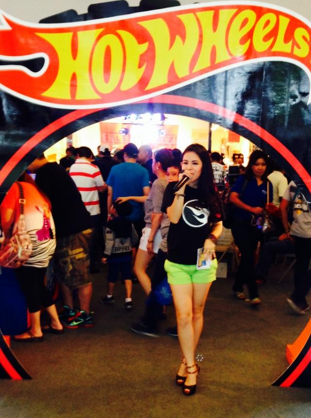 HOT WHEELS MARYLAINE LOUISE L VIERNES