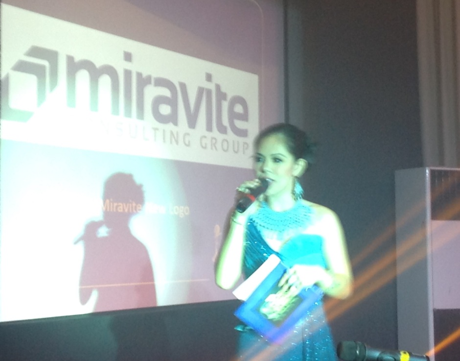 MARYLAINE LOUISE VIERNES FOR MIRAVITE CONSULTING GROUP