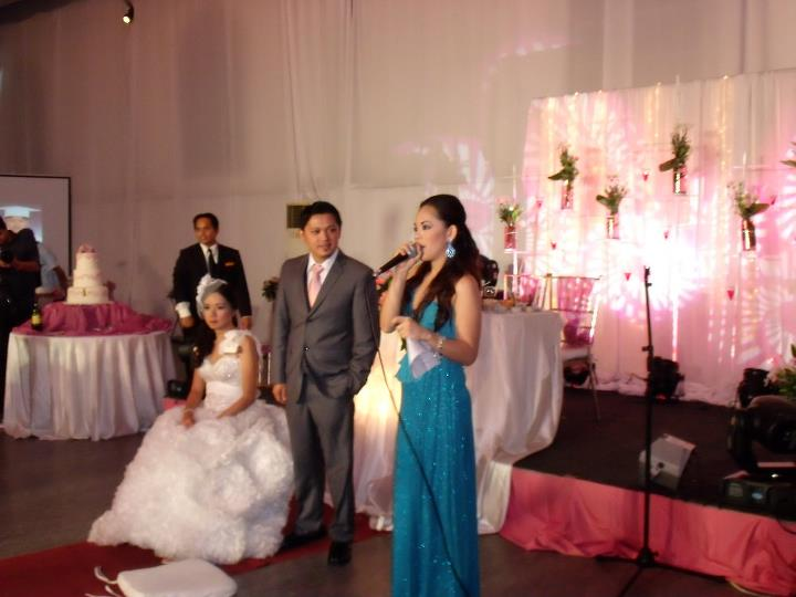 MARYLAINE LOUISE VIERNES - WEDDING HOST