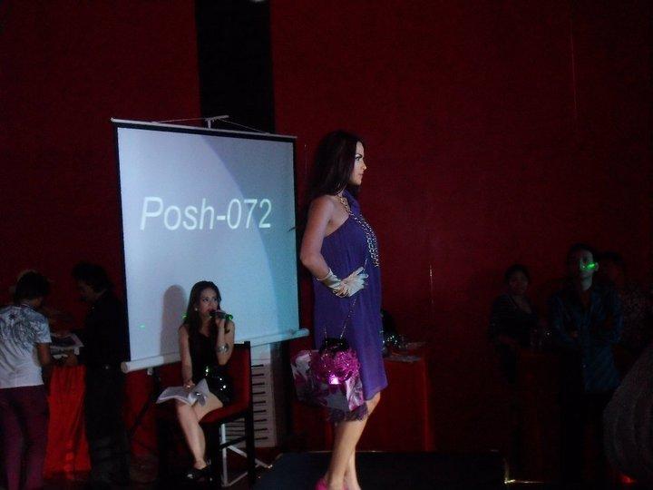 MARYLAINE VIERNES - DRESS IN MANILA