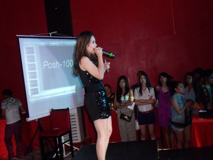 MARYLAINE VIERNES FOR DRESS IN MANILA