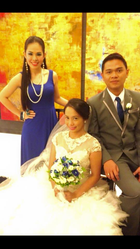 MARYLAINE VIERNES FOR JO AND JAE WEDDING