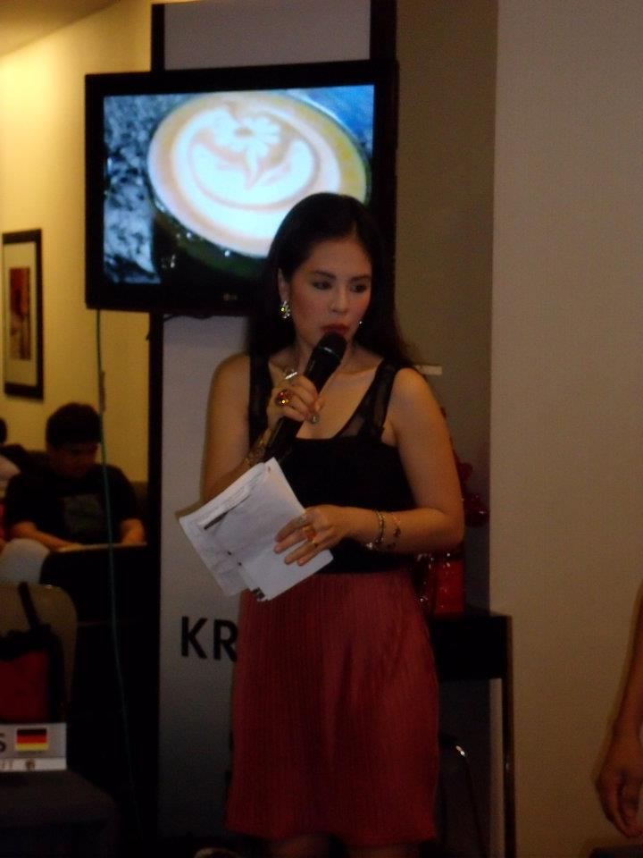 MARYLAINE VIERNES FOR KRUPS COFFEE MAKER