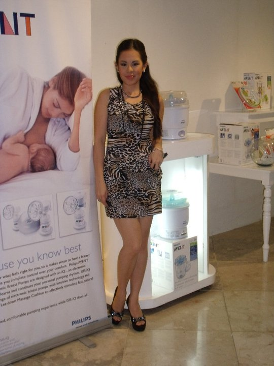 MARYLAINE VIERNES PHILIPS AVENT FOR RUSTANS