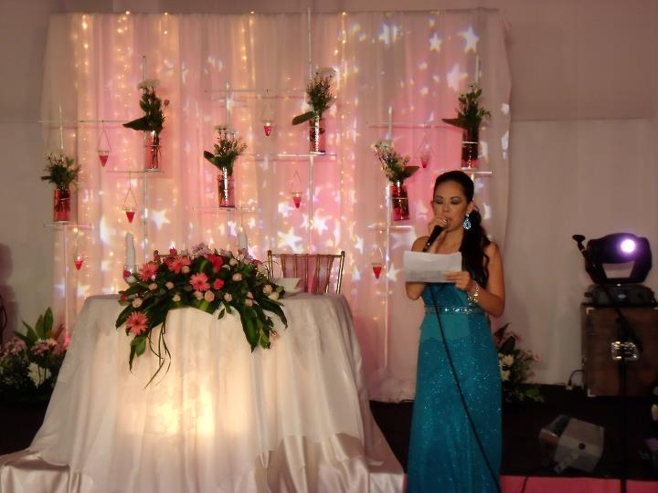 MARYLAINE VIERNES WEDDING