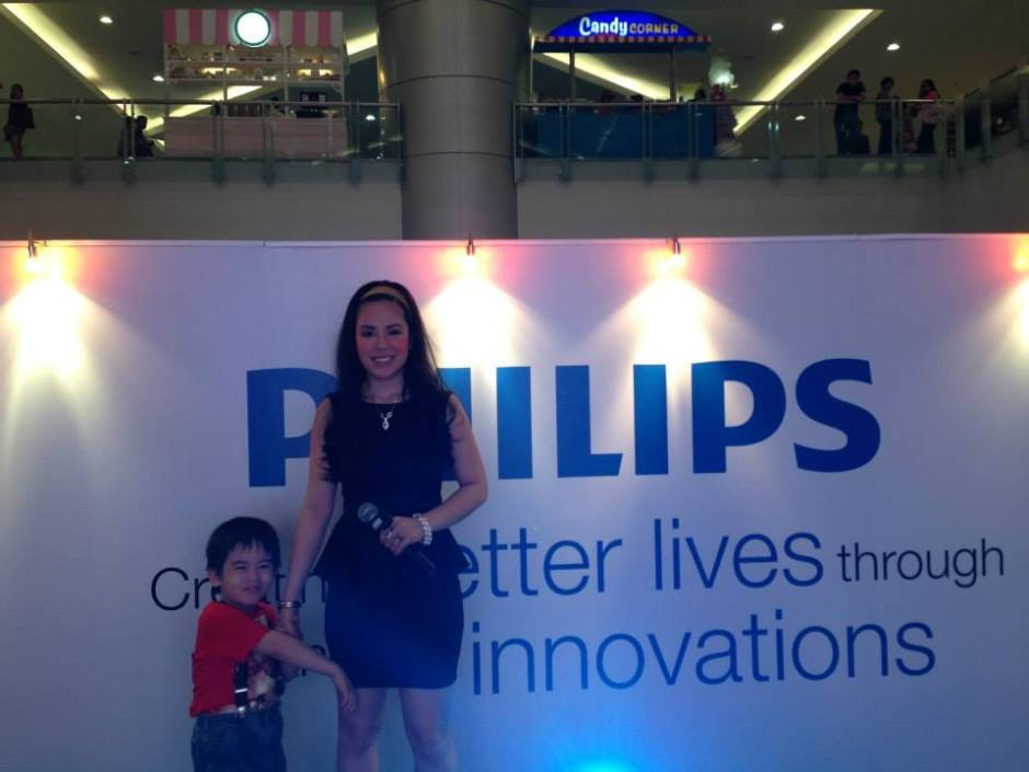 PHILIPS AT SM MEGAMALL EVENT