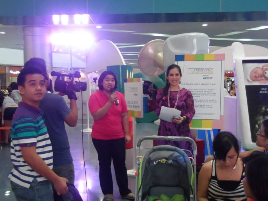 PHILIPS AVENT MALL CARAVAN AT SM NORTH