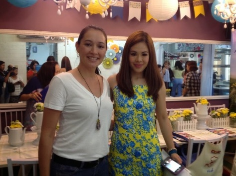 MARYLAINE VIERNES FOR DOLE EVENT
