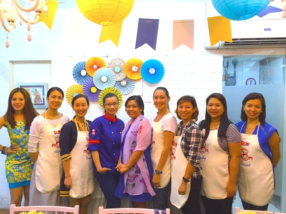 MARYLAINE Viernes with DOLE Chef Moms