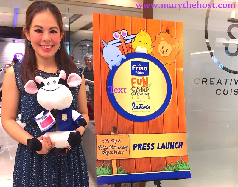 Friso Event Host MARYLAINE LOUISE VIERNES