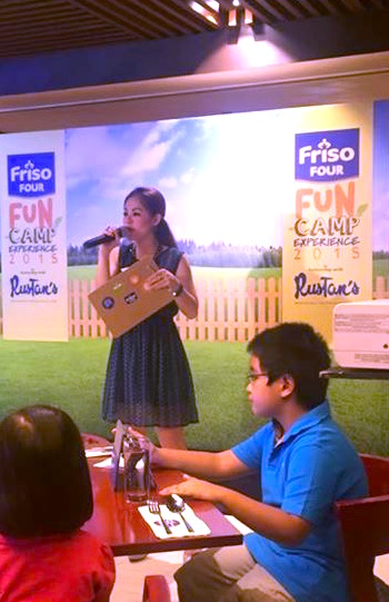 MARYLAINE VIERNES FRISO BLOGGERS LAUNCH