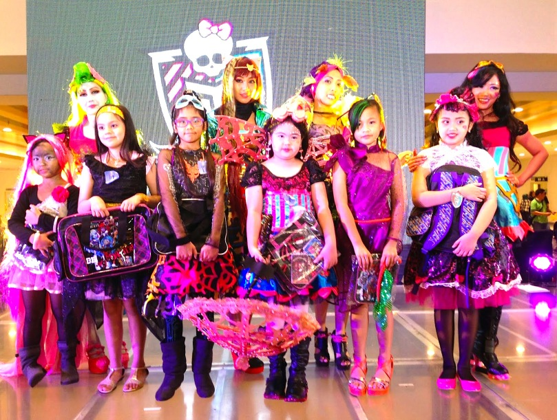 1- MARYLAINE VIERNES MONSTER HIGH WINNERS