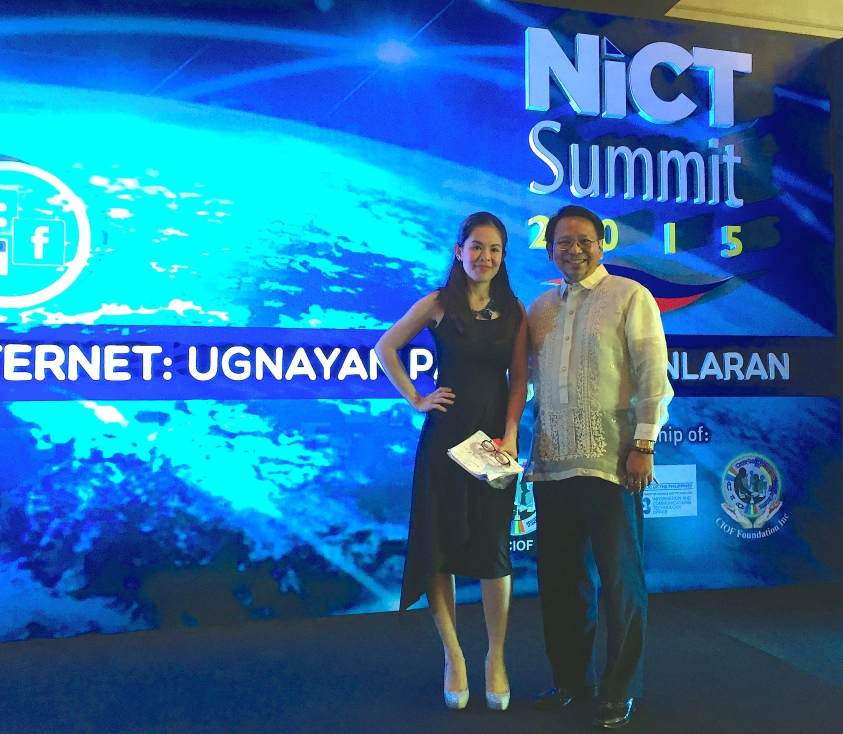 2 - Marylaine Viernes for NICT Summit 2015