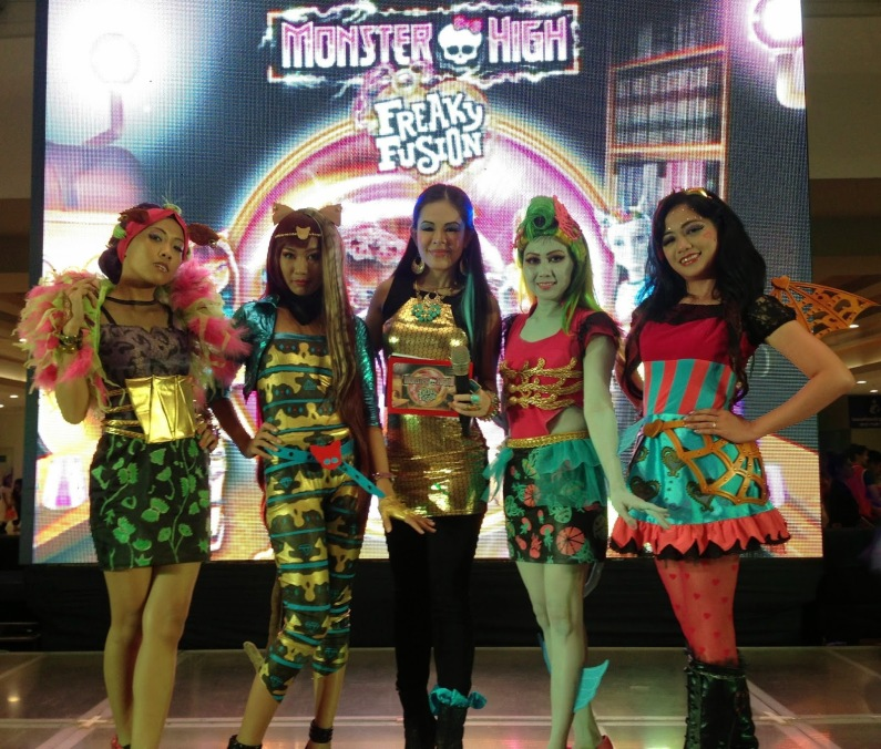2 - MARYLAINE VIERNES MONSTER HIGH