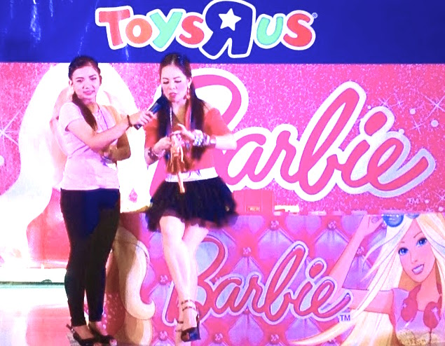 BARBIE EVENTS - MARYLAINE VIERNES Barbie Host
