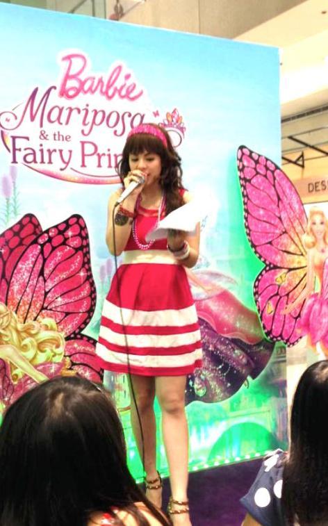 BARBIE MARIPOSA - MARYLAINE VIERNES 2