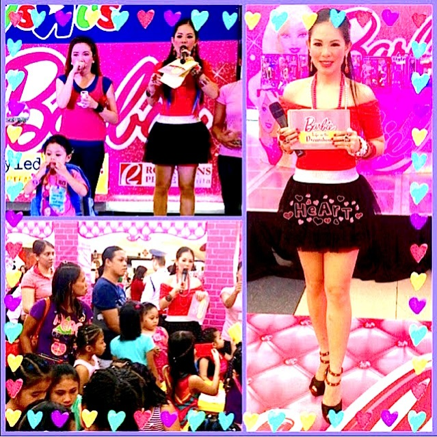 BARBIE Philippines Event Host - MARYLAINE VIERNES