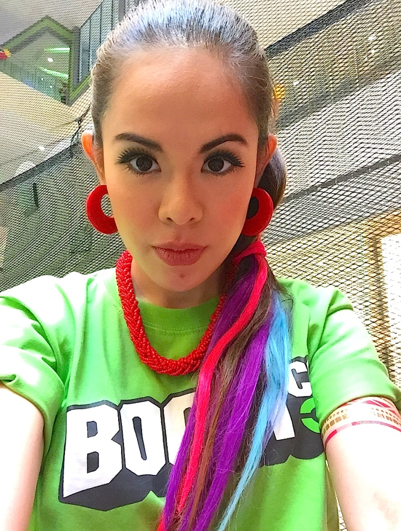 BOOMCO EVENT HOST MARYLAINE VIERNES