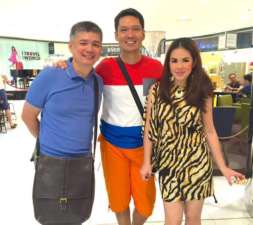 FRISO MOM AND EVENT HOST MARYLAINE VIERNES