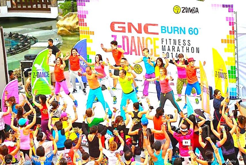 GNC HOST - MARYLAINE VIERNES GNC ZUMBA 4
