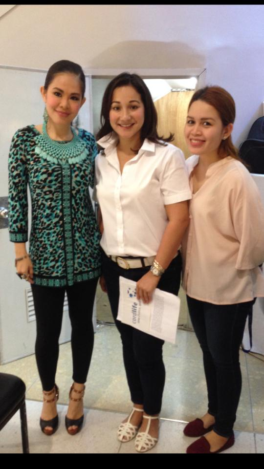 MARYLAINE LOUISE VIERNES FOR THE MOMMY MUNDO BELLY BLESSED EVENT