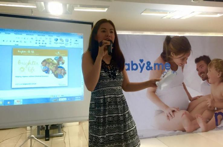 MARYLAINE VIERNES FOR MOTHERCARE E 4