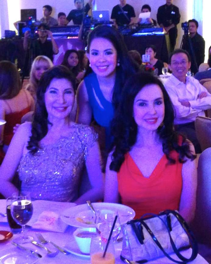 Marylaine Viernes for Prettylooks with Susan Ong and Cory Quirino