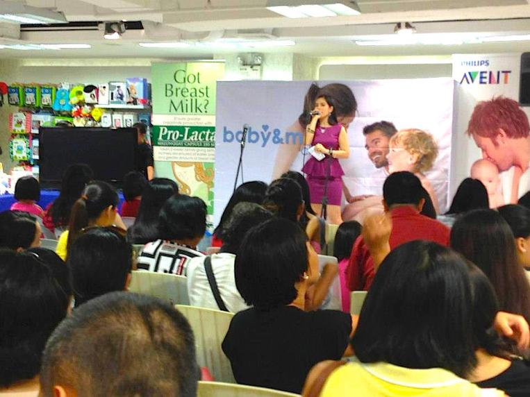 Mothercare event - Marylaine Louise Viernes