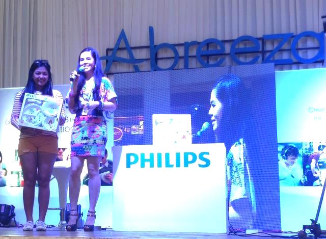PHILIPS ABREEZA DAVAO - Marylaine Viernes