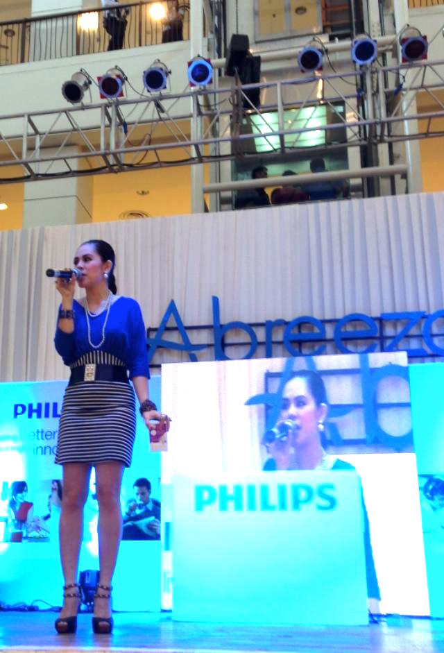 Philips Abreeza Mall - Marylaine Viernes Day 2