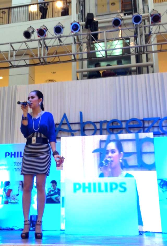 Philips Abreeza Mall - Marylaine Viernes Day 2