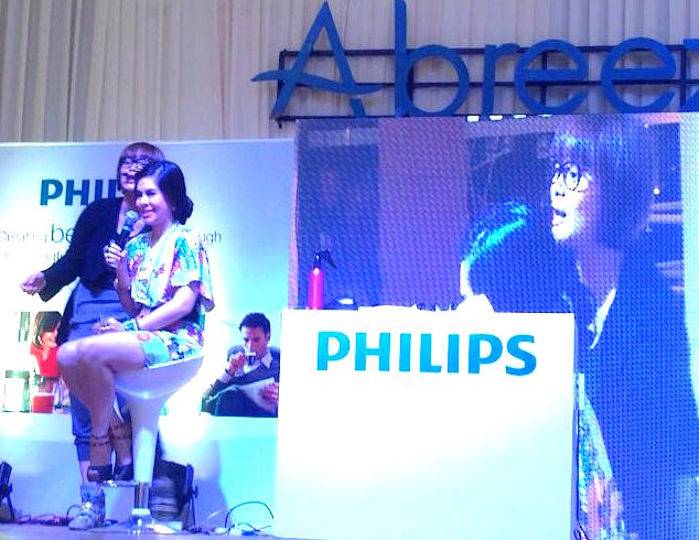 PHILIPS ABREEZA - MARYLAINE LOUISE