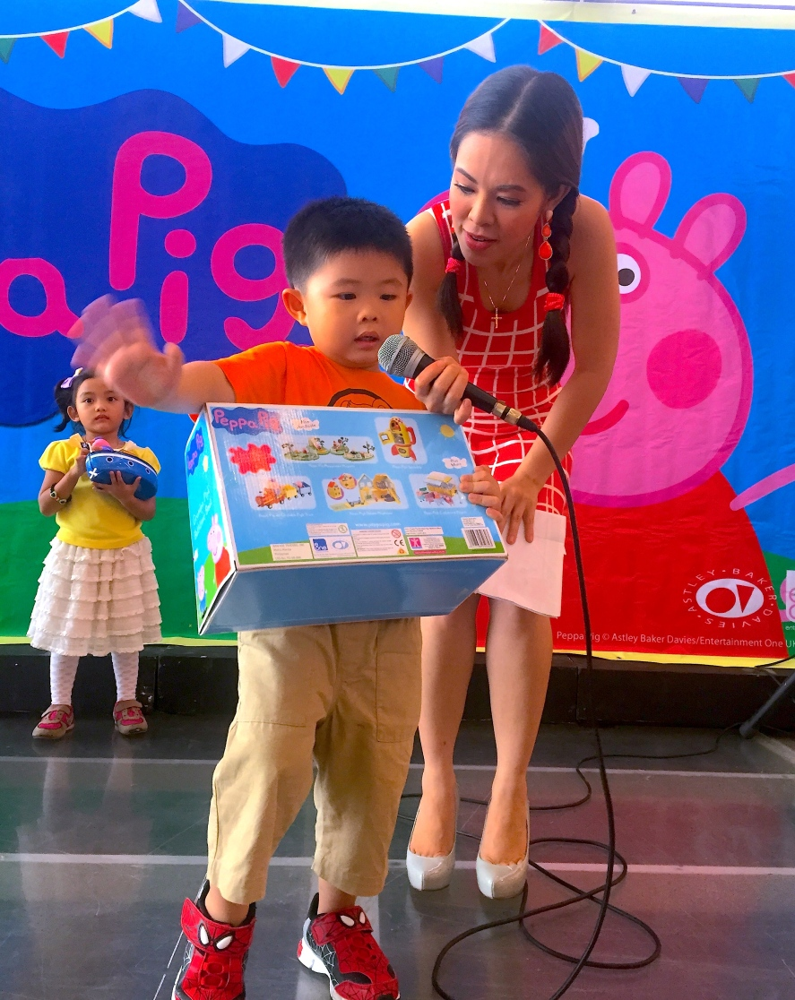 Marylaine Louise Viernes - Peppa Pig Baby Boys Day 1