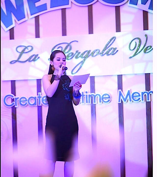 MARYLAINE VIERNES FOR LA PERGOLA VERDE 2