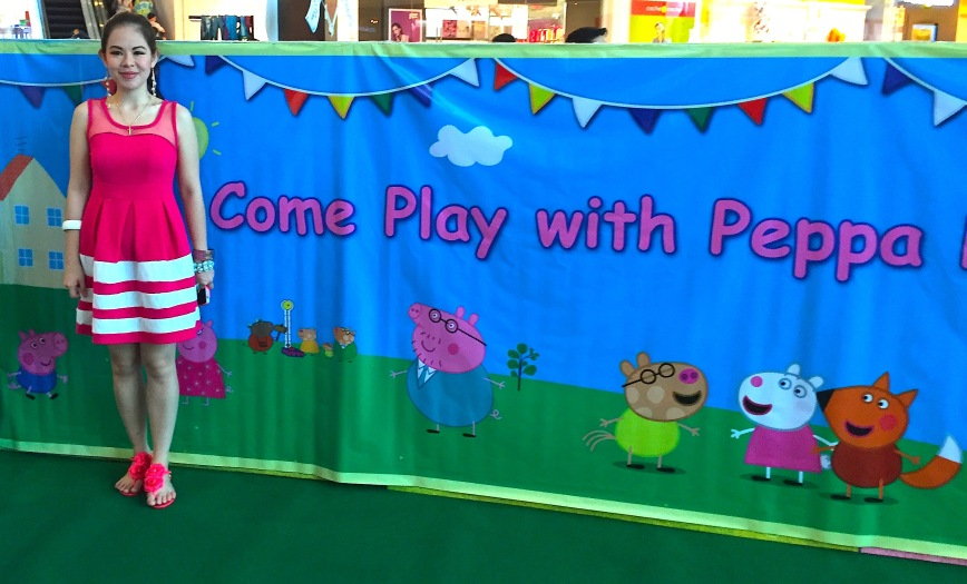 MARYLAINE VIERNES - PEPPA PIG DAY 2