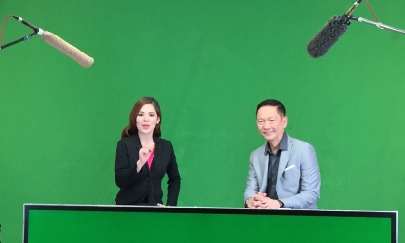 MARYTHEHOST AND FRANCIS KONG