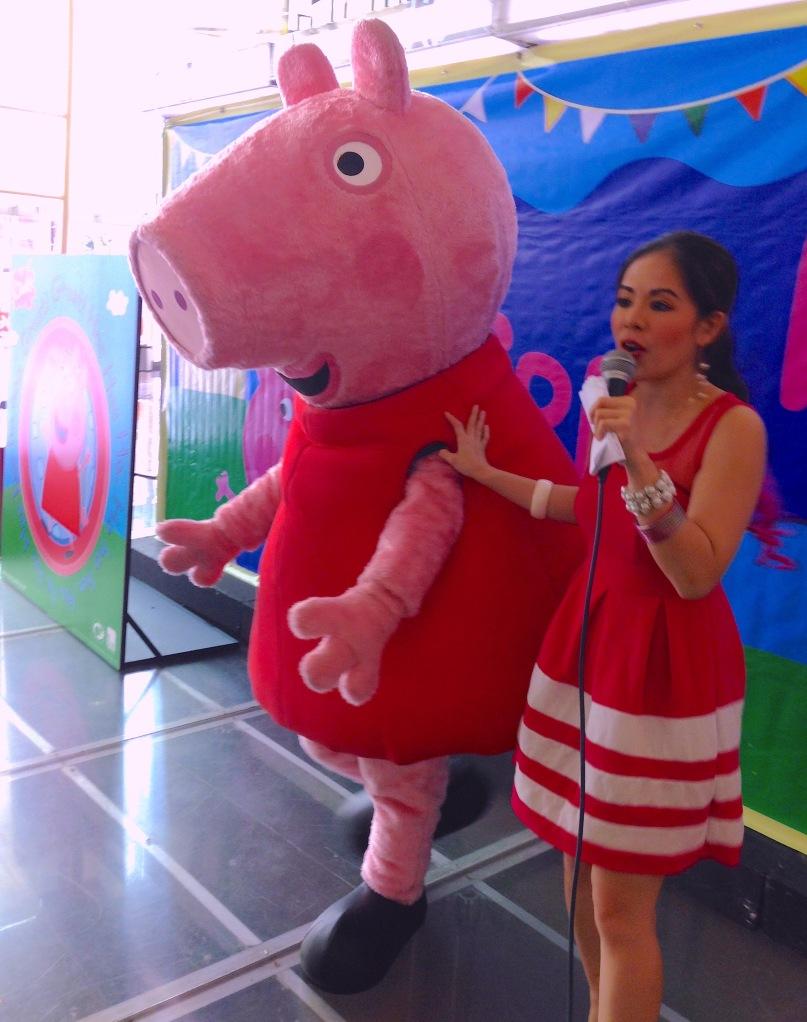 PEPPA PIG - Marylaine Viernes