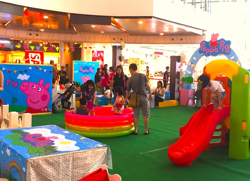 PEPPA PIG - Play Area