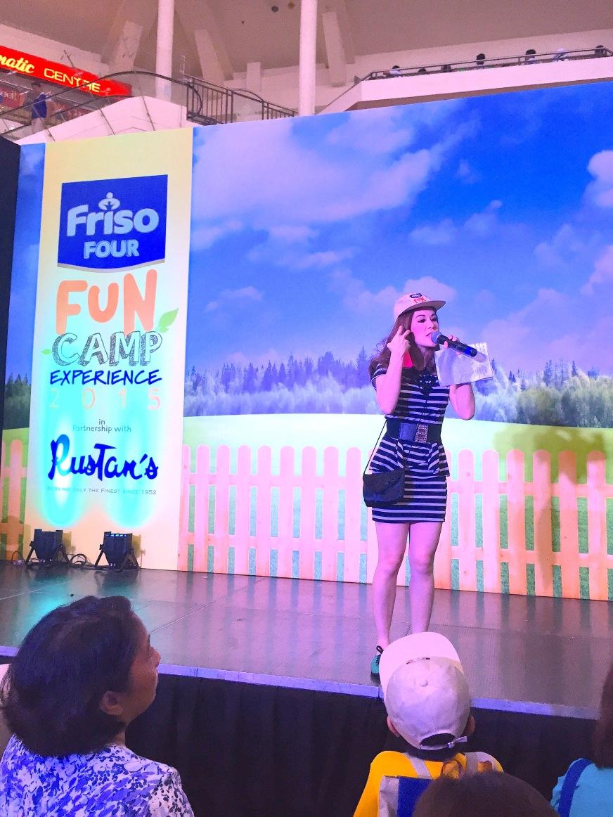 A Mary FrisoFunCamp