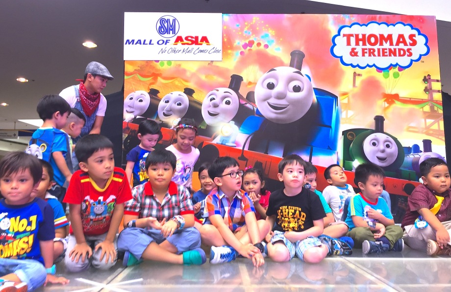 MARY VIERNES THOMAS AND FRIENDS EVENTS SHOW