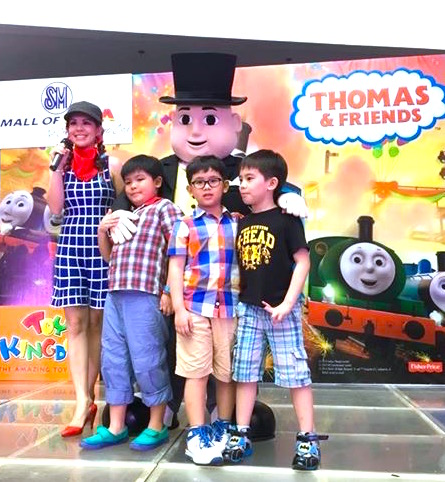 MARYLOUISEVIERNES - THOMAS AND FRIENDS