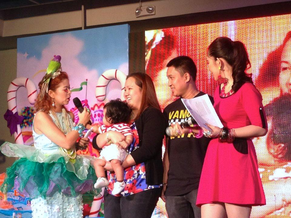 BABY COMPANY - MARYLAINE VIERNES WITH TESSA PRIETO VALDEZ