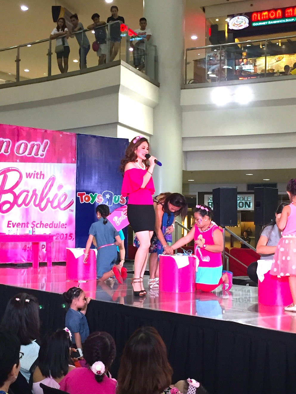 BARBIE MARY - EVENTS HOST MARYLAINE VIERNES