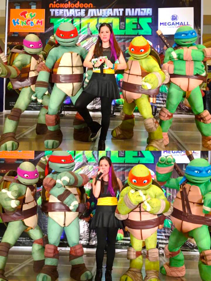 MARY VIERNES EVENTS HOST - TMNT EVENTS