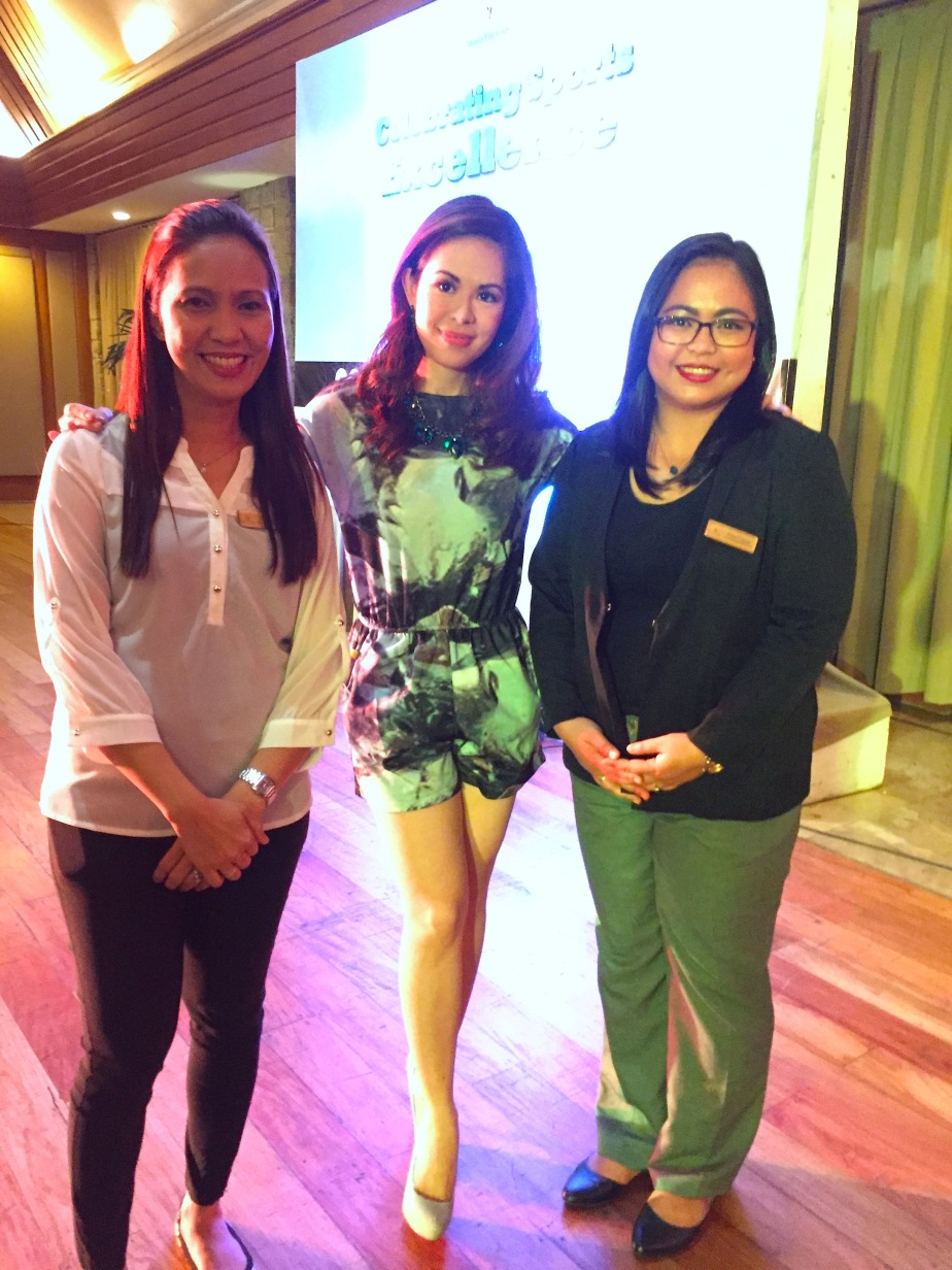 MARY VIERNES FOR MANILA POLO CLUB EVENT