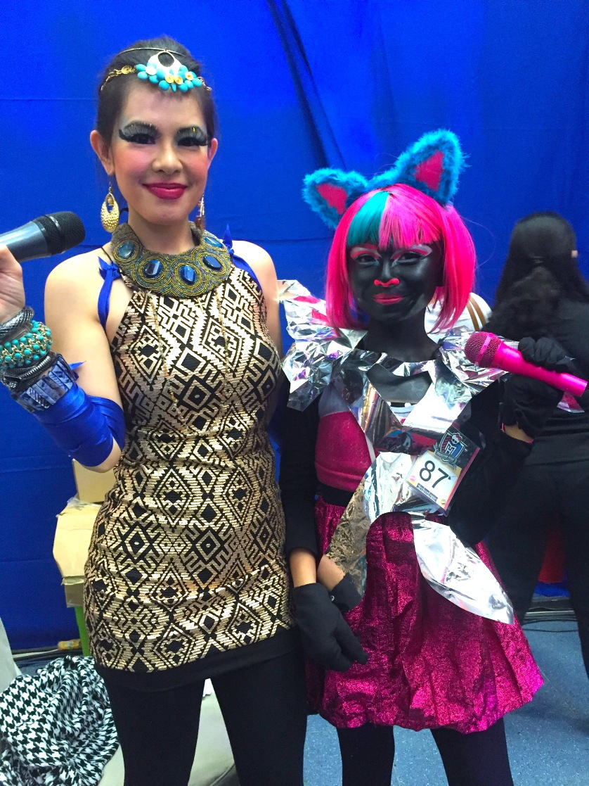 mary viernes - Monster High Events Host 2015