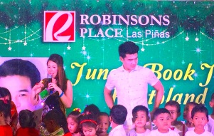 MARYLAINE VIERNES FOR ROBINSONS LAS PINAS