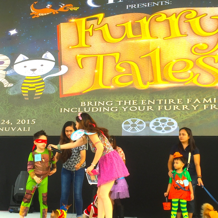 Night Sky Cinema Presents Furry Tales Event host MARYLAINE